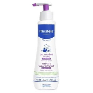 Mustela Bebe-Enfant LINIMENT żel do higieny intymnej (200ml)