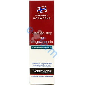 NEUTROGENA - Krem do st贸p na zrogowacenia (50ml)