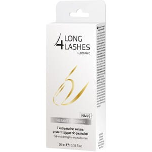 LONG 4 LASHES Ekstremalny utwardzacz do paznokci (10ml)