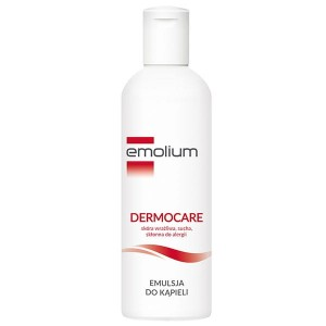 EMOLIUM Dermocare Emulsja do kąpieli (200ml)