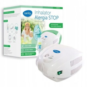 SANITY Inhalator Alergia STOP (1szt.)