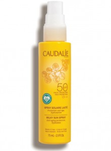 CAUDALIE nawilżający spray do opalania SPF 50 (150ml)