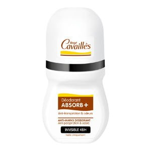 ROGE CAVAILLES Dezodorant Absorb+ Anti-marks 48h (50 ml)