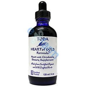 TODA Heart of Gold Formula (60ml) - HEARTofGOLD