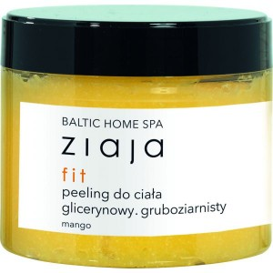 ZIAJA BALTIC fit peeling do ciała gruboziarnisty MANGO (300ml)