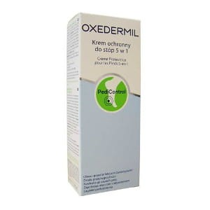 OXEDERMIL krem ochronny do st贸p 5w1 (75ml)