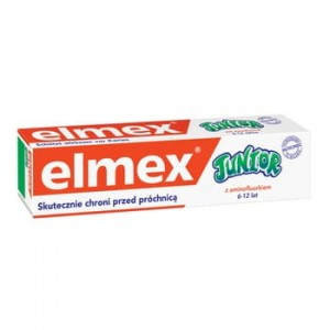 Elmex Pasta do zębów Junior 7-12 lati (75 ml)