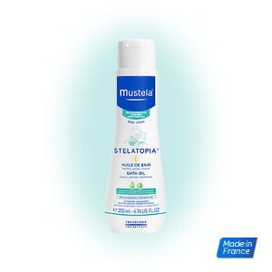 MUSTELA Bebe-Enfant STELATOPIA olejek do kąpieli (200 ml)