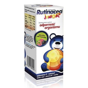 Rutinacea Junior syrop (100ml)
