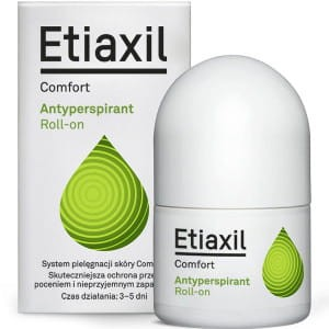 ETIAXIL COMFORT Antyperspirant roll-on (15 ml)