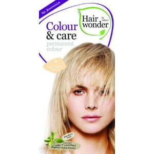 Hairwonder Colour & Care Trwała farba do włosów VERY LIGHT BLOND 9